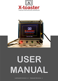Reflow Oven Controller User Manual