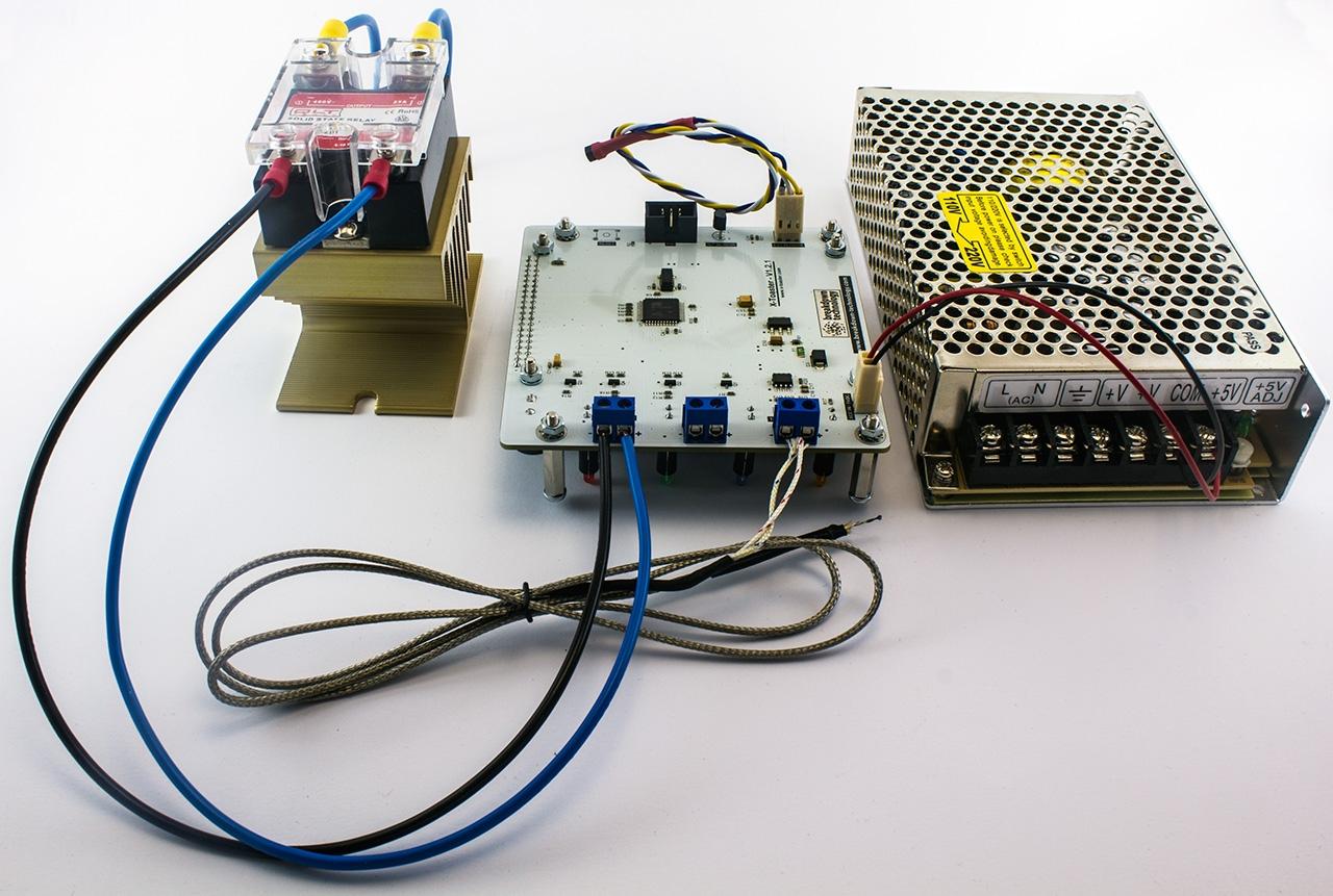 reflow-oven-wirings