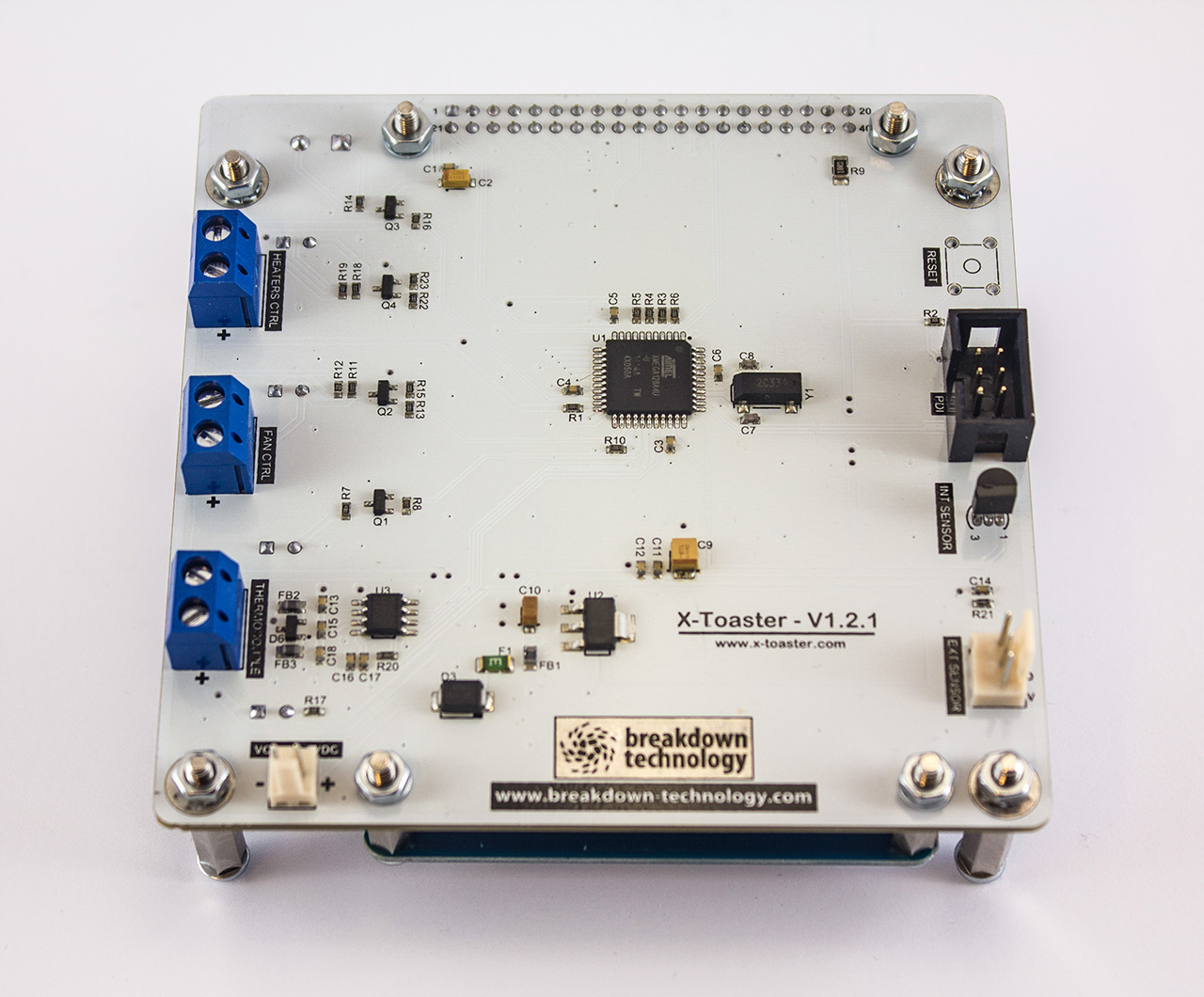 X toaster Reflow Oven Controller