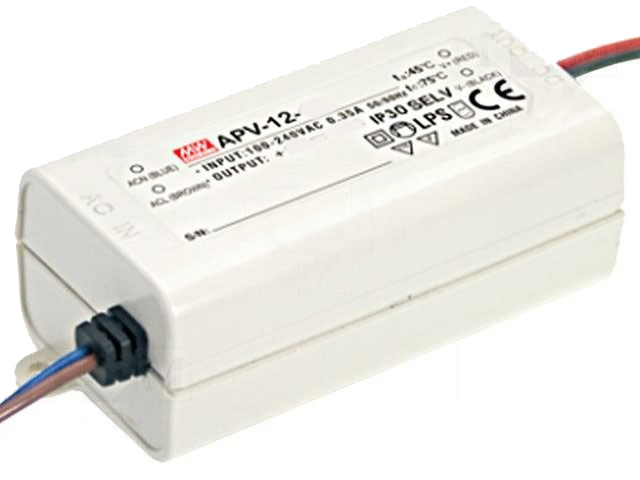 Power Supply 5VDC/2A - IP30